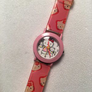 Hello Kitty Girl Watch
